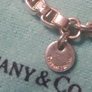 Tiffany & Co. Jewelry - AUTHENTIC TIFFANY LINK BRACELET